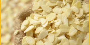 بادام پرک شده ارزان